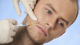 Erkekler İçin Botox Uygulaması